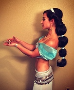 Princess Jasmine Women's Costume