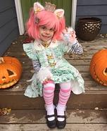 Princess Kitty Homemade Costume