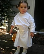 Star Wars Baby Princess Leia