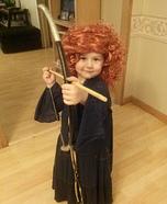 Brave Princess Merida Costume