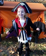 Princess Pirate Costume