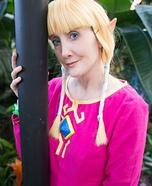 Princess Zelda Homemade Costume