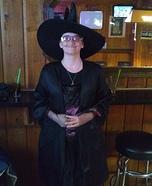 Professor McGonagall Homemade Costume
