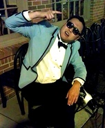 PSY - Gangnam Style Costume