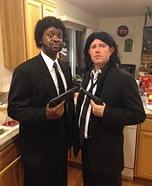 Pulp Fiction Homemade Costume