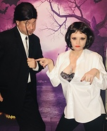 Pulp Fiction Couple Homemade Costume