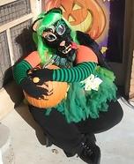 Pumpkat Homemade Costume