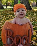 Pumpkin Patch Homemade Costume