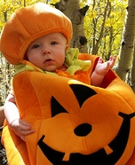 Pumpkin Stuffin' Costume