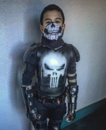 Punisher and Red Hood Homemade Costumes