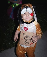 Puppy Kisses Costume