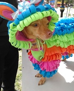 Puppy Pinata Homemade Costume