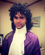 Purple Rain Homemade Costume
