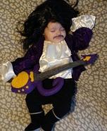 Purple Rain Baby Homemade Costume