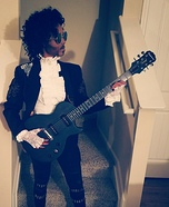 Purple Rain - Prince Homemade Costume
