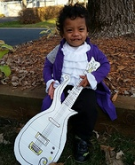 Purple Rain Prince Homemade Costume