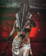 Pyramid Head - Silent Hill Homemade Costume