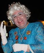 The Queen Homemade Halloween Costume