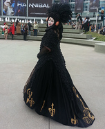 Queen Amidala Homemade Costume