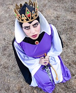 Snow White Queen Costume