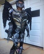 Queen of Crows Homemade Costume