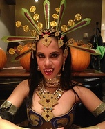 Queen of the Damned Homemade Costume