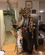 Queen of the Scarecrows Homemade Costume