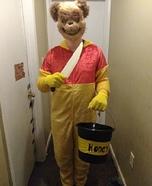 Rabid Winnie the Pooh Homemade Costume