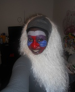Lion King Rafiki Costume