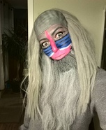 Rafiki from Disney's Lion King Homemade Costume