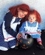 Raggedy Anns Costume Ideas