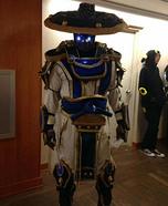 Raiden Mortal Kombat X Homemade Costume