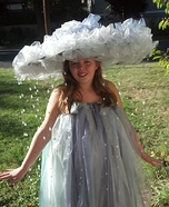 Rain Cloud Homemade Costume