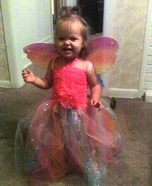 Rainbow Fairy Baby Costume