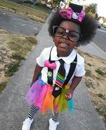 Rainbow hello Kitty Costume