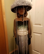 Rainstorm Princess Homemade Costume