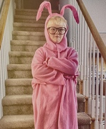 Ralphie from A Christmas Story Homemade Costume
