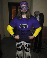 Randy Macho Man Savage Homemade Costume