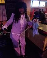 Randy Watson Homemade Costume