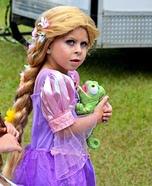 Rapunzel Halloween Costume for Girls