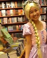 Rapunzel Halloween Costume