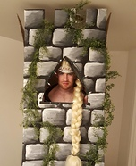 Rapunzel Homemade Costume