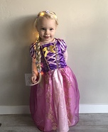 Rapunzel from Tangled Costume