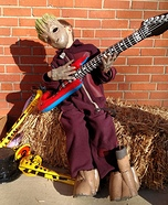 Ravager Baby Groot Homemade Costume