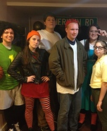 Recess Homemade Costume
