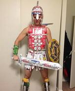 Recyclus Maximus Homemade Costume