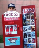 Red Box Costume