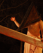 Silent Hill Red Pyramid Costume