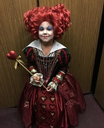 Red Queen Homemade Costume