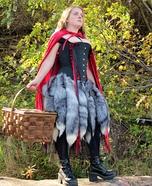 Red Riding-hood's Revenge Homemade Costume